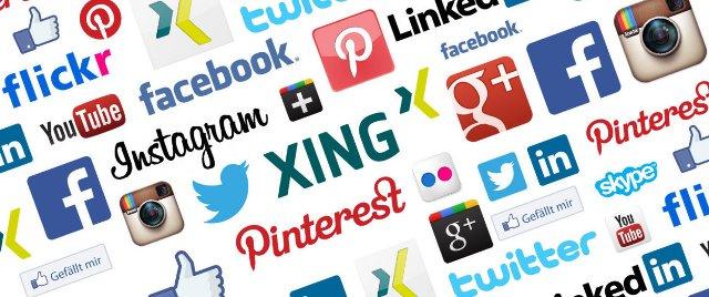 Ilustrasi media sosial. blogherald.com