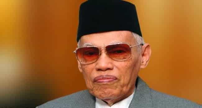 Prof. K.H. M. Ali Yafie
