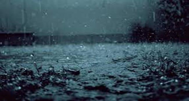 hujan besar