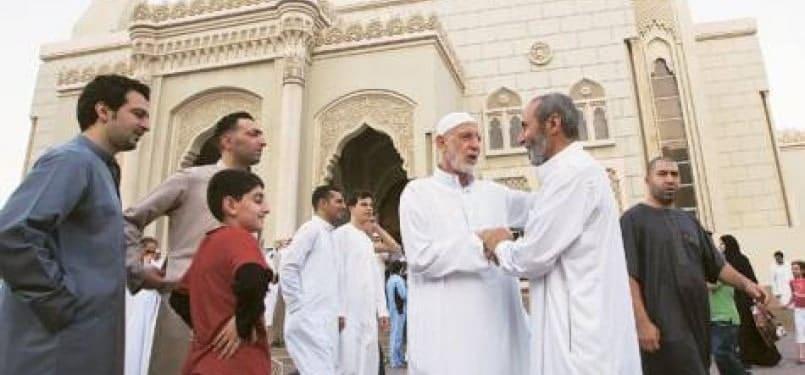 halal bihahal di Indonesia