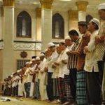 niat mufaraqah dari imam ketika shalat berjamaah
