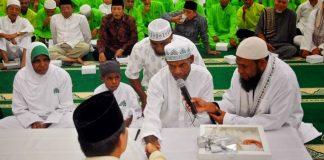 masuk islam
