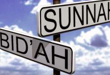 mengikuti sunnah nabi