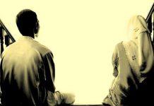 bertengkar suami-istri
