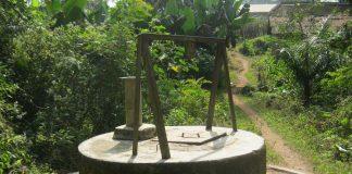 cara menjernihkan air sumur keruh