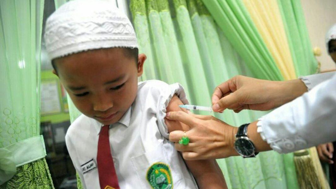 darurat imunisasi MR