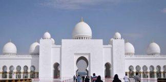 doa berjalan menuju masjid