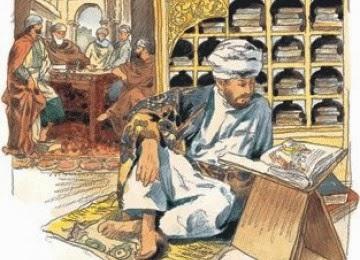 Abu Hasan al-Asy'ari (ilustrasi)