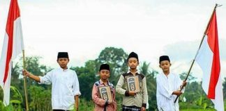 Merayakan Kemerdekaan Indonesia