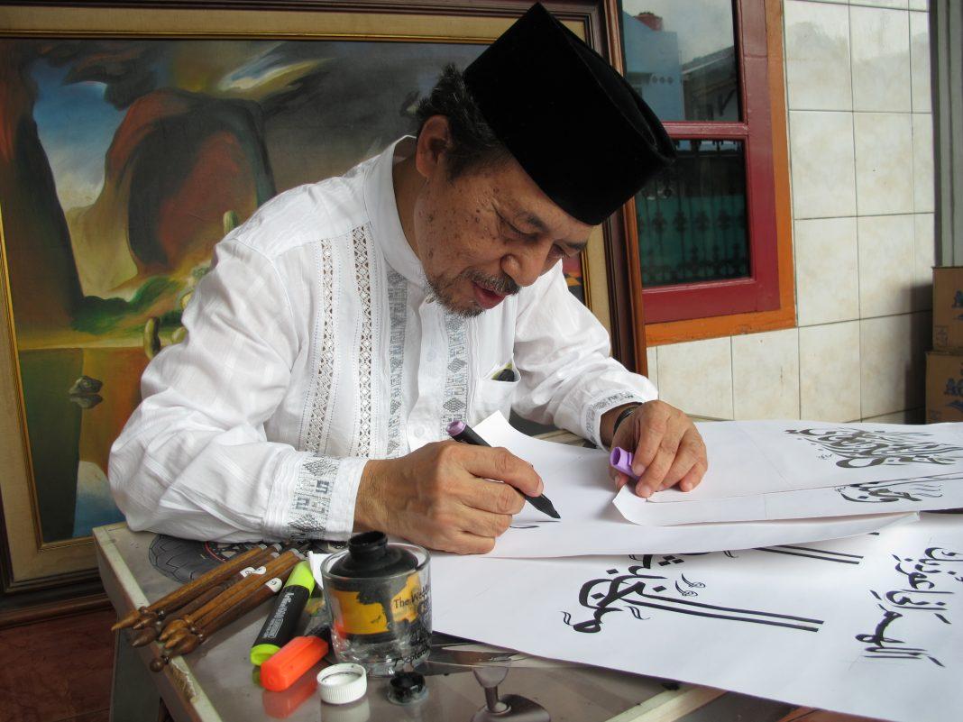 Ahli Kaligrafi Indonesia