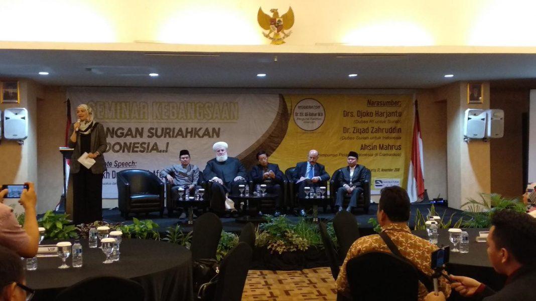 Jangan Suriahkan Indonesia
