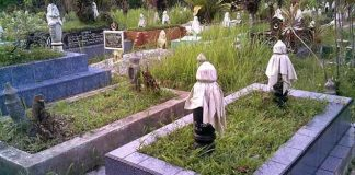 Melangkahi Kuburan