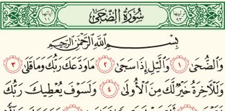Surah al-Dhuha