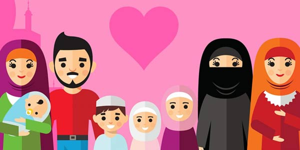 poligami di negara-negara muslim