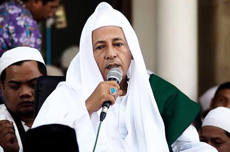 Pimpinan Forum Ulama Sufi Dunia