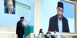 pidato lengkap Prof. Quraish Shihab