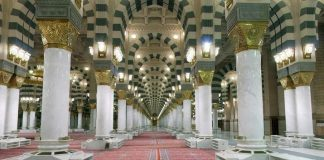 Kisah Orang Badui Kencing di dalam Masjid