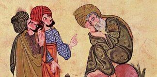 Abu Nawas menuduh khalifah membawa alat zina