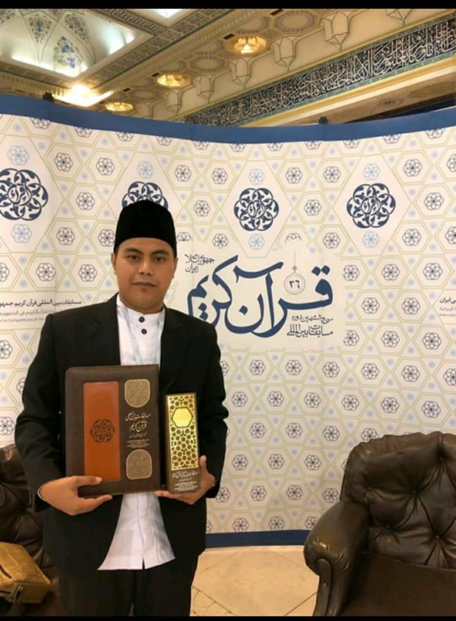 Indonesia Raih Juara 1 Musabaqah Tilawatil Qur'an Internasional di Iran