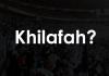 Istilah Khilafah