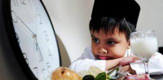 cara agar mendidik anak rajin berpuasa