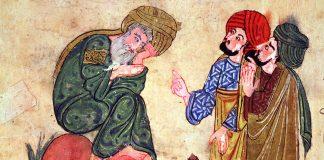 kisah Abu Hanifah dan seorang syekh