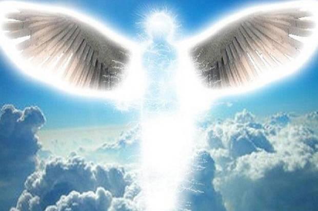 ilustrasi malaikat