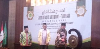 Para Pakar di Pembukaan Ijtima' Al-Qur'an
