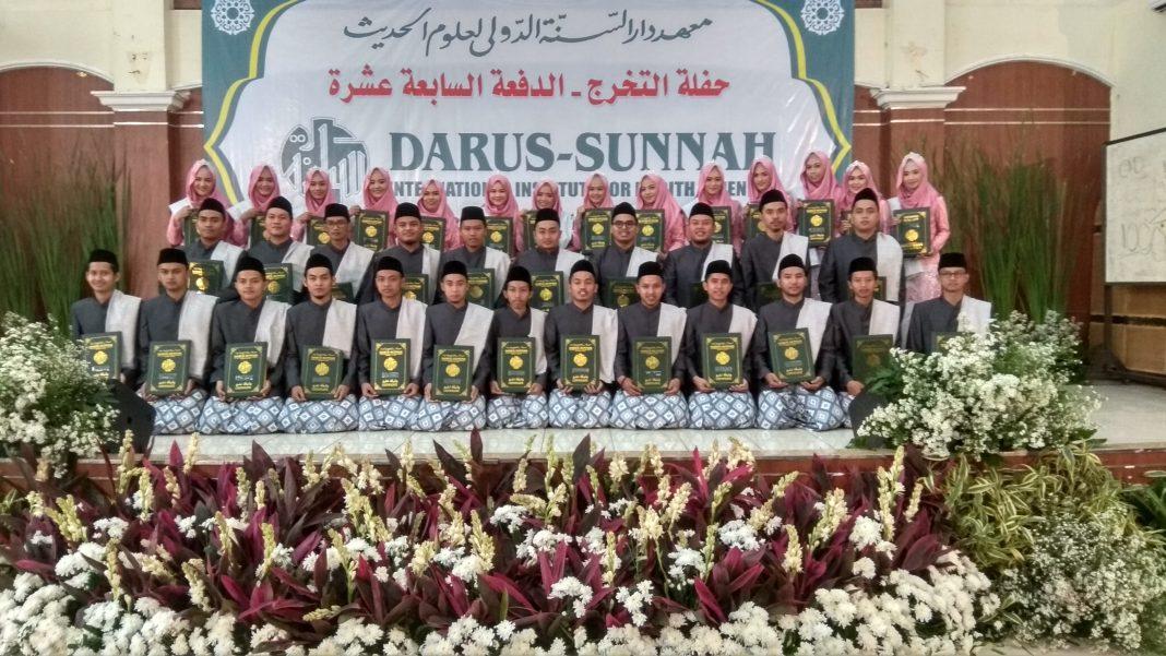 Darus-Sunnah Kembali Lahirkan Calon-calon Ahli Hadis Indonesia