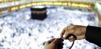 doa cepat naik haji