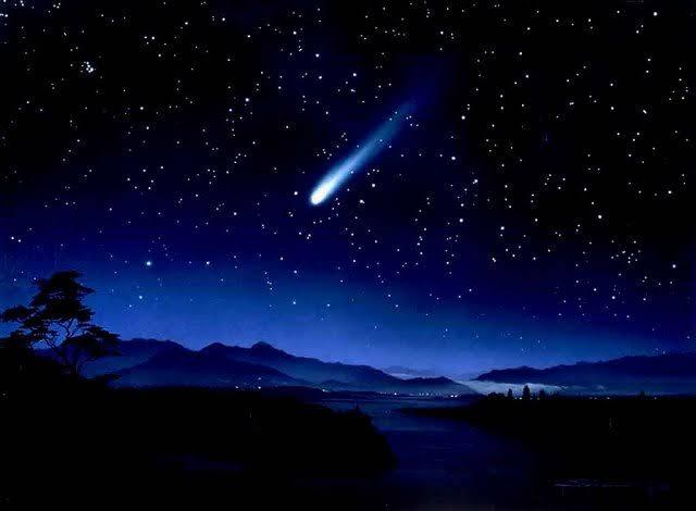 doa ketika ada bintang jatuh
