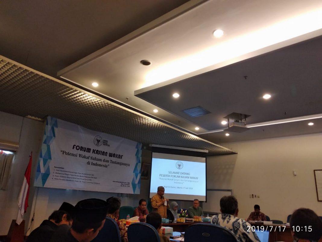 Potensi Wakaf Saham dan Tantantangannya di Indonesia