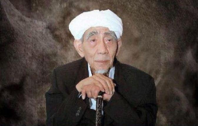 K.H. Maimun Zubair Wafat