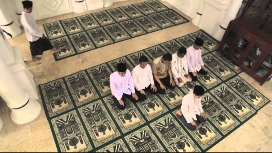 gerakan imam
