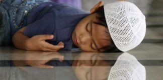 tidur dalam keadaan berwudhu