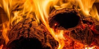 Nabi Ibrahim Dibakar