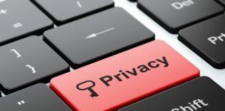 menjaga privasi