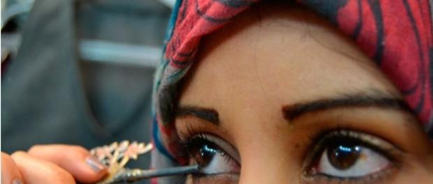 bercelak dalam Islam