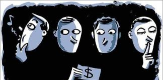 budaya korupsi