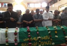 menshalati jenazah setelah sholat ashar