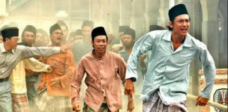 Jihad kelompok santri