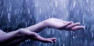 berobat dengan air hujan