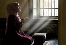 hamdalah dan shalawat saat menutup doa