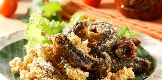 makan belut