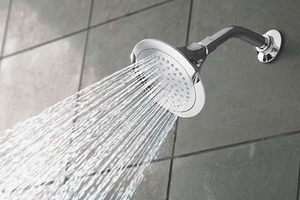 mandi Jumat setelah shalat Jumat