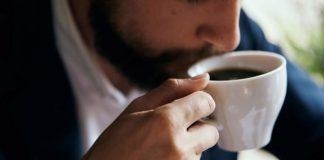 doa meminum kopi