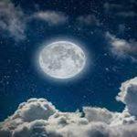 melihat bulan