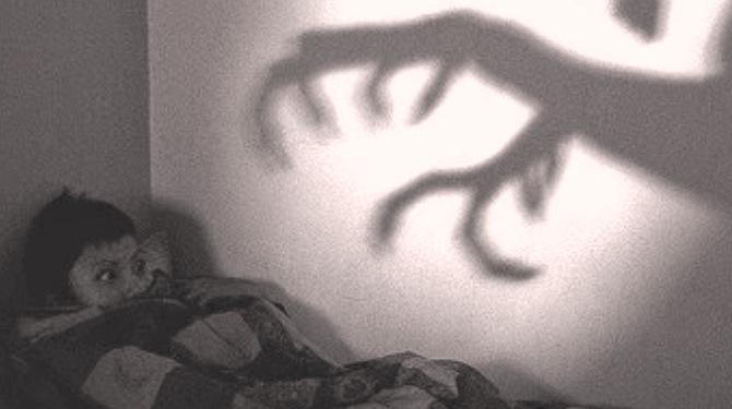 meludah saat mimpi buruk
