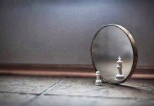 memandang diri sendiri