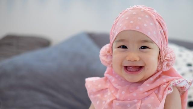 nama islami untuk bayi perempuan